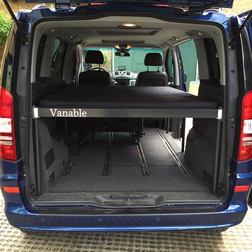 home vanable macht jeden van zum wohnmobil. Black Bedroom Furniture Sets. Home Design Ideas