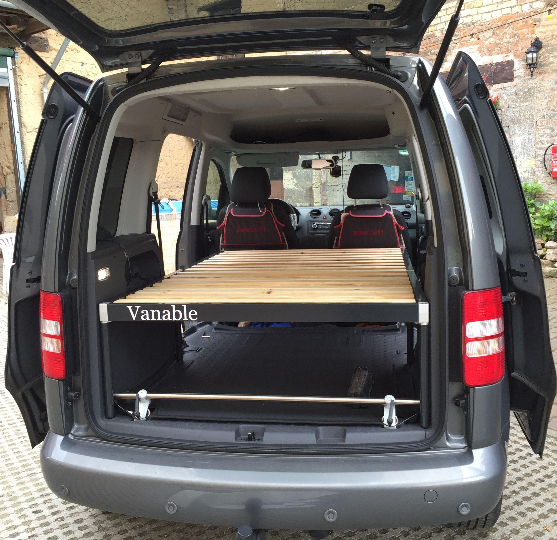 caddy vanable macht jeden van zum wohnmobil. Black Bedroom Furniture Sets. Home Design Ideas