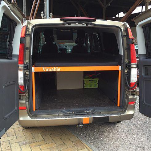 Vito Xl Vanable Macht Jeden Van Zum Wohnmobil