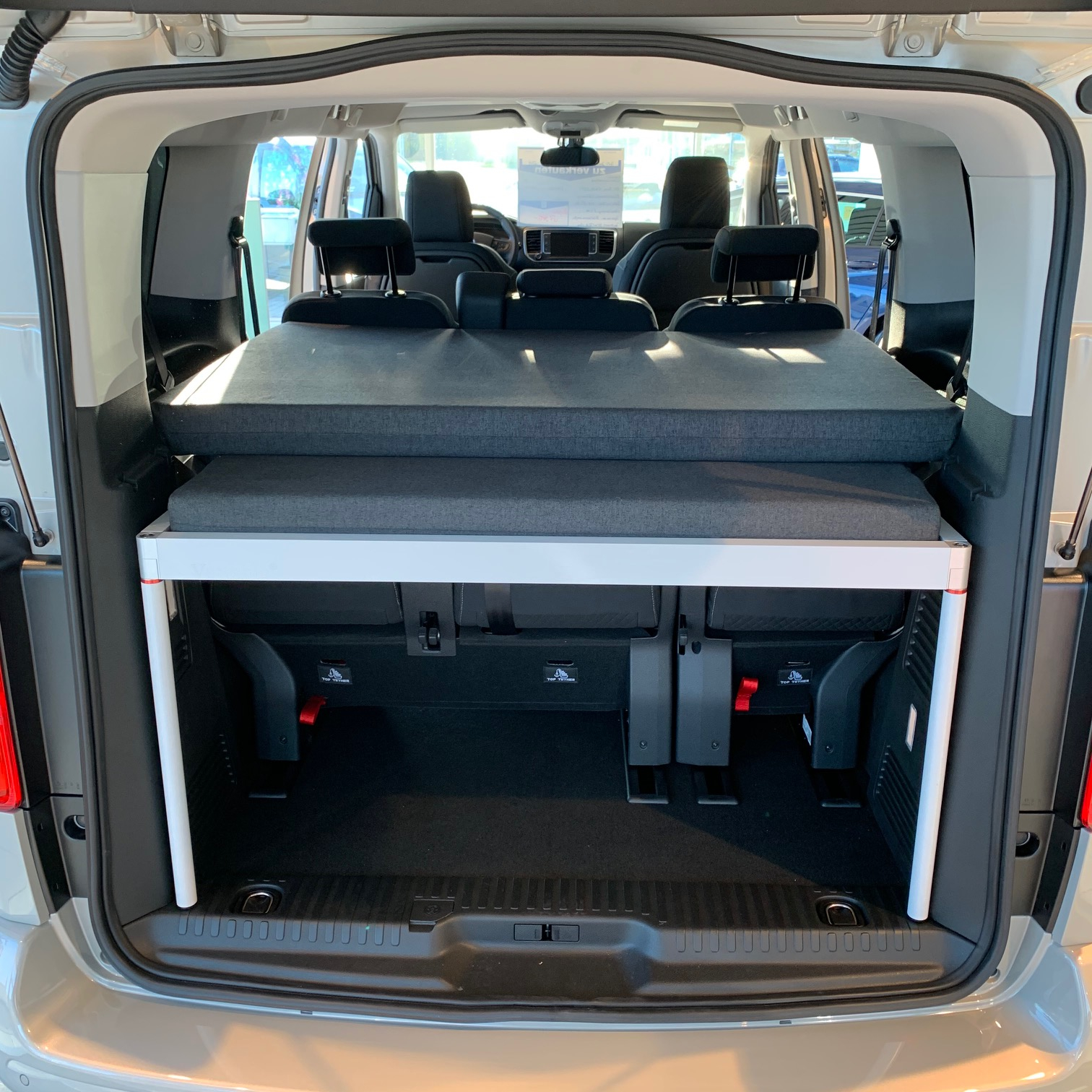 Opel Zafira Life M L2 Vanable Macht Jeden Van Zum Wohnmobil