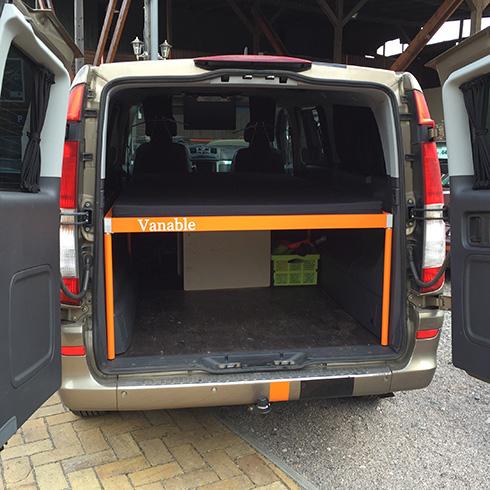 Nissan Passenger Van >> Mercedes | Vanable® – Macht jeden VAN zum Wohnmobil