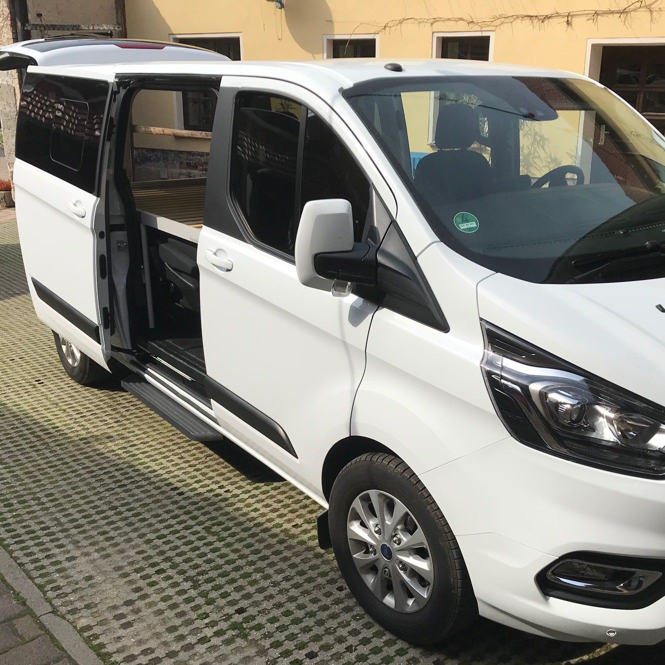 Das Vanable Im Ford Tourneo Custom L2 2018 NFL