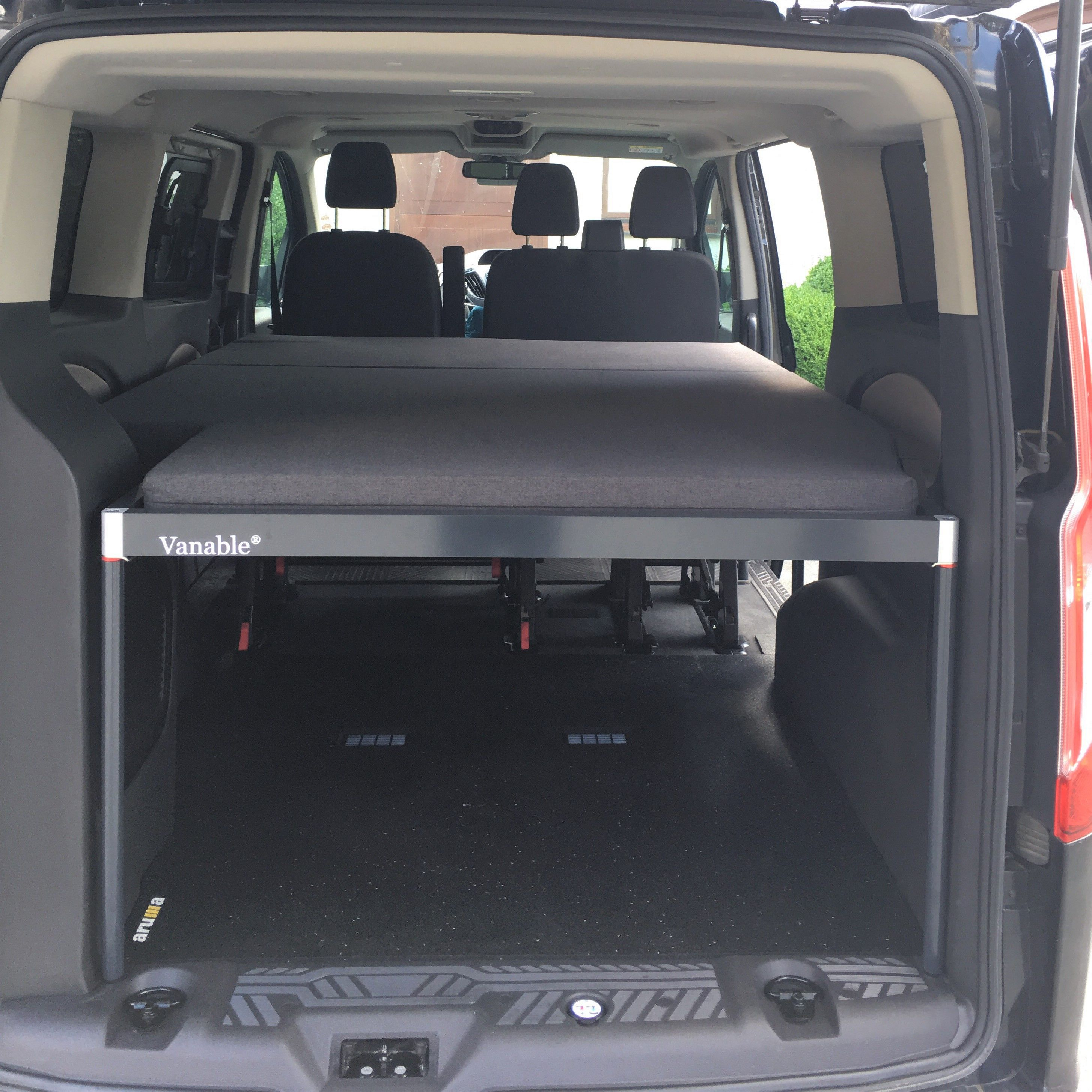 Vanable Im Ford Tourneo Custom L1 bis 2018