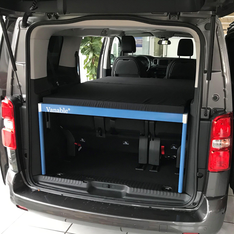 peugeot expert kombi traveller l2 vanable macht jeden van zum wohnmobil. Black Bedroom Furniture Sets. Home Design Ideas